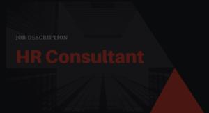 HR Consultant in Martock TA