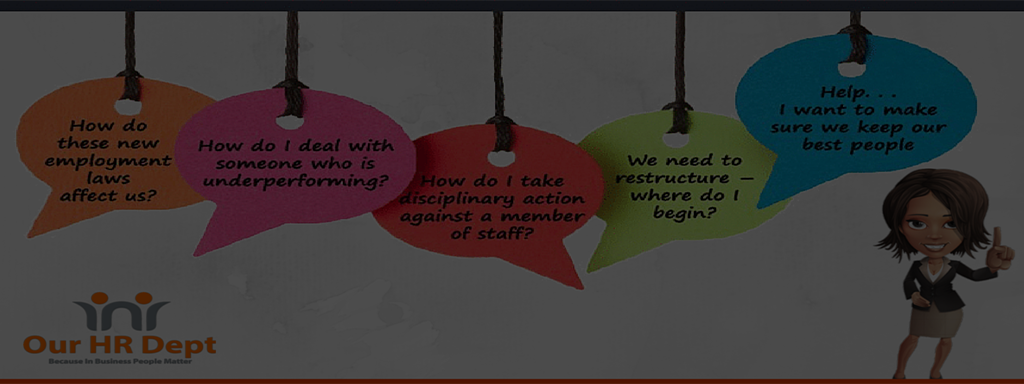 HR Consultancy Service in Fraserburgh